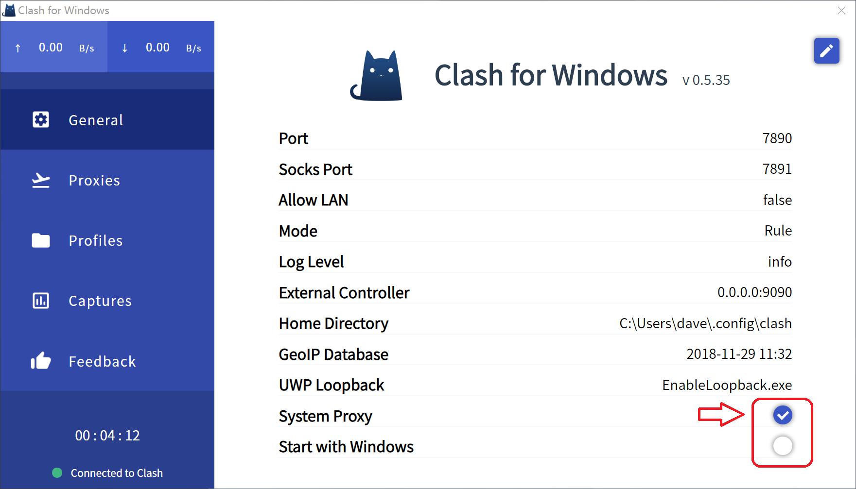 Clash for Windows 使用教程